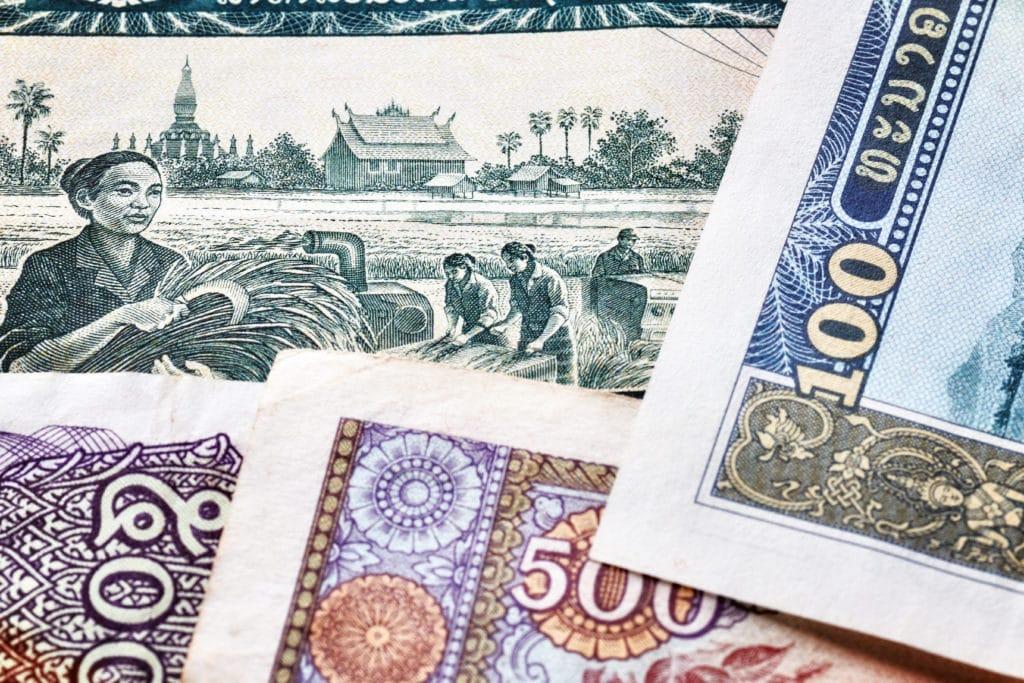 Laos_Währung