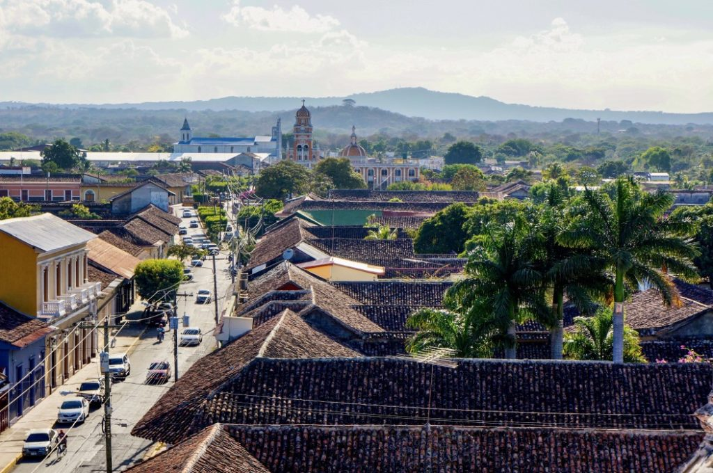 Backpacking in Granada, Nicaragua