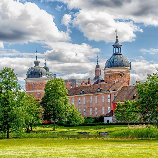 Schloss Gripsholm, Schweden