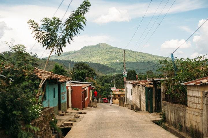 Städte in Guatemala