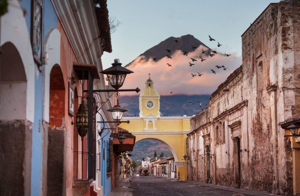 Guatemala für Backpackers