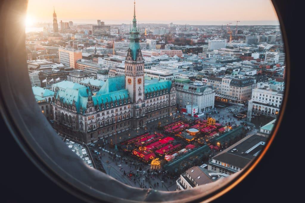 HafenCity Weihnachtsmarkt Hamburg