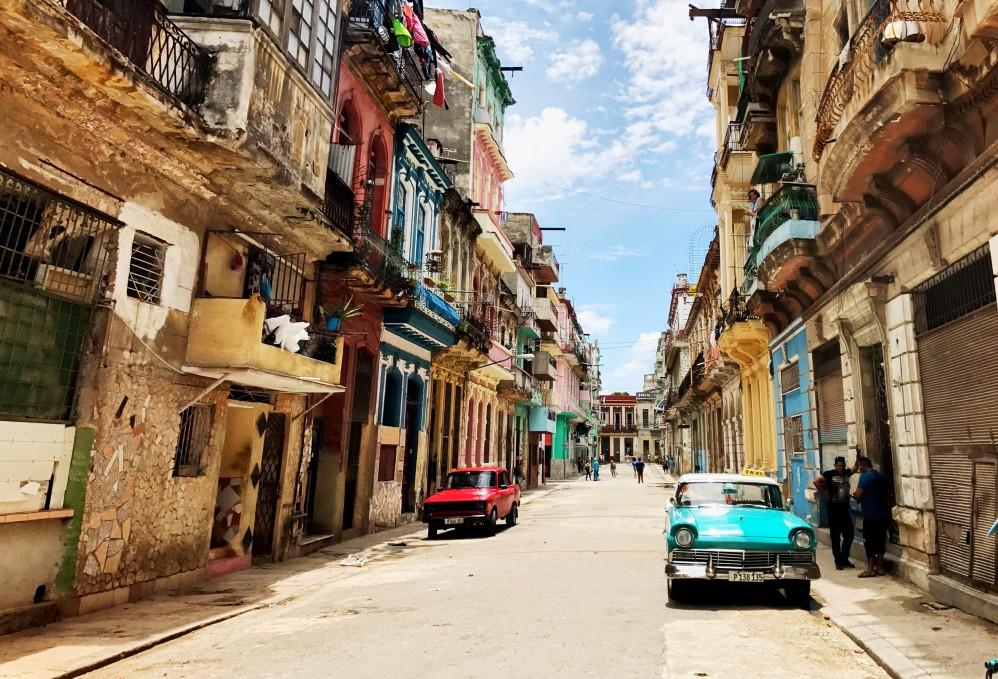 Sicherheit in Kuba