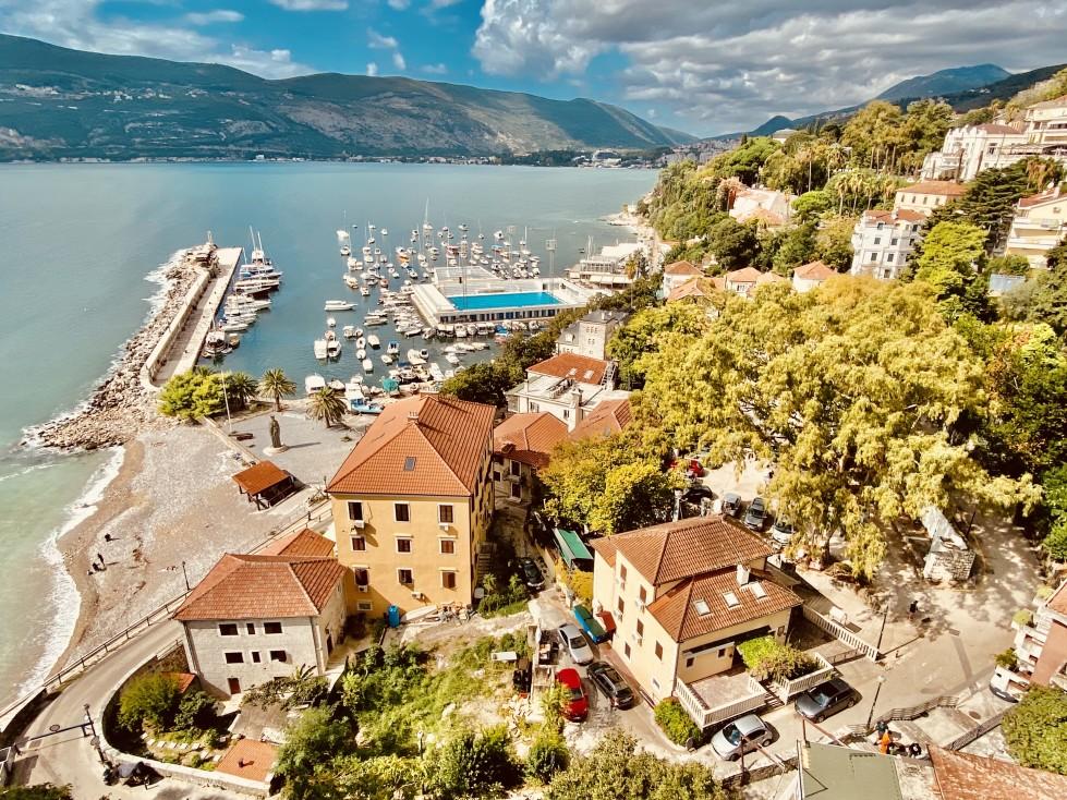 Herceg Novi Strand, Montenegro