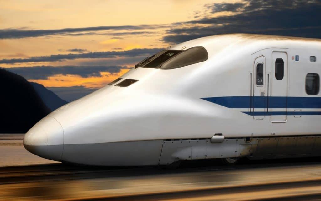 Japan_Hochgeschwindigkeitszüge
