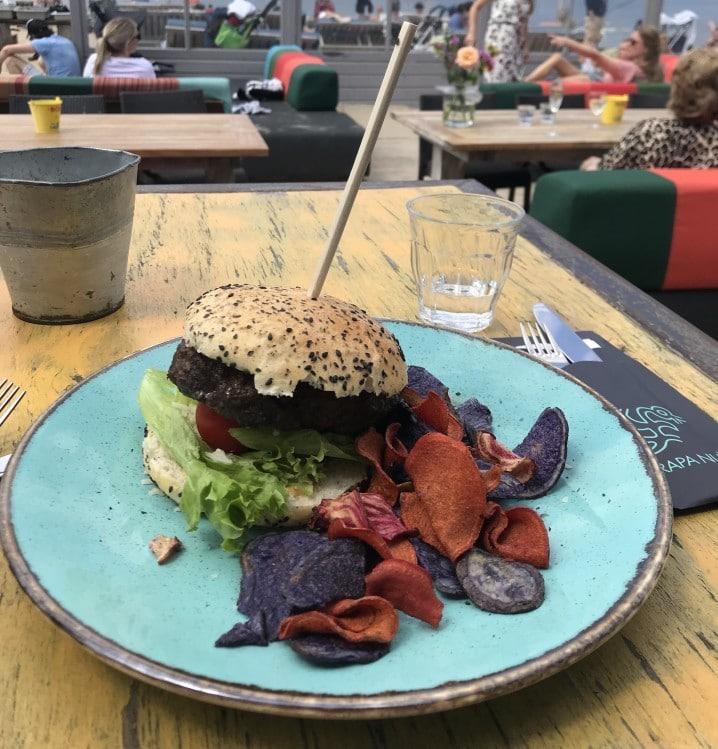 Typische Küche in den Niederlanden