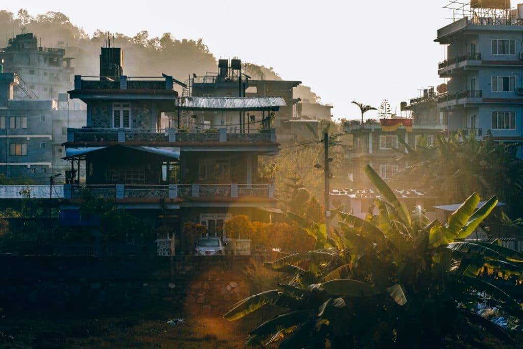 Nepal_Übernachtung