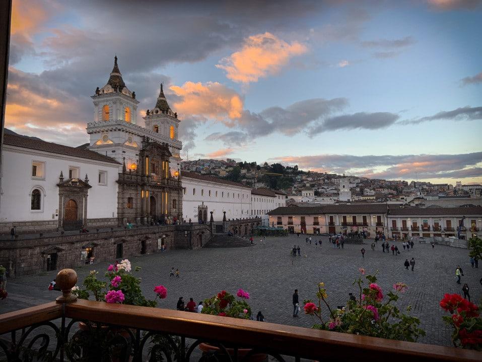 Übernachtung in Ecuador für Backpackers