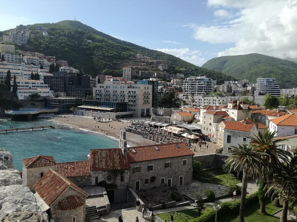 Übernachtung in Kotor