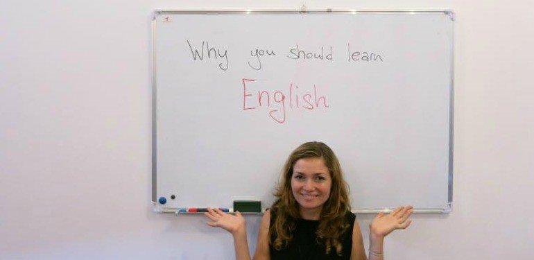 Warum (und wie) du Englisch lernen solltest!