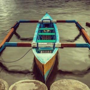 Boote _Backpackers_Indonesien