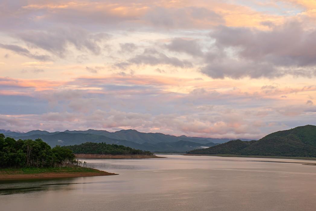 Kaeng Krachan Nationalpark in Thailand