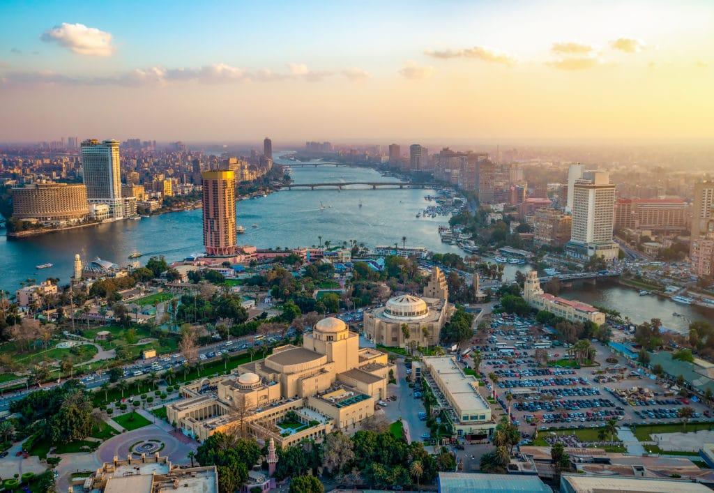 Kairo – die Millionenmetropole, Ägypten