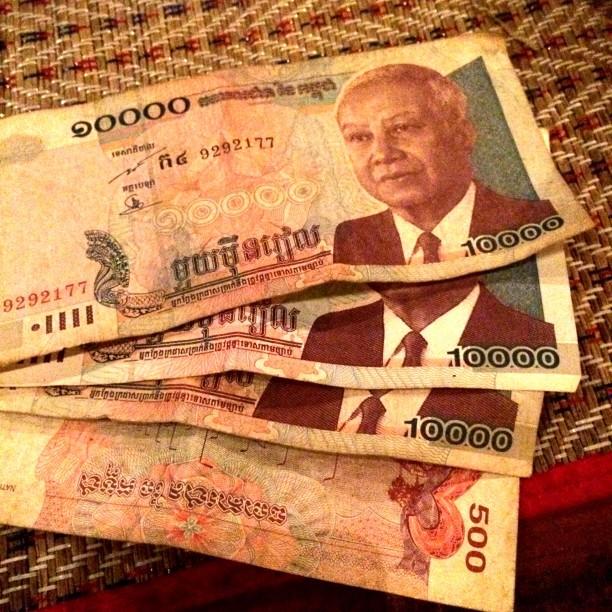 Kambodscha_Währung