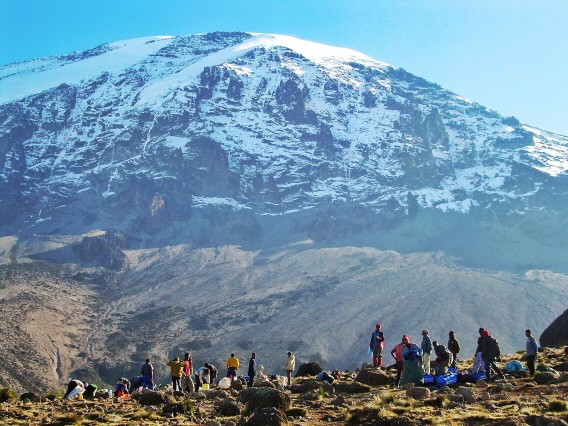 Kilimandscharo, Tansania