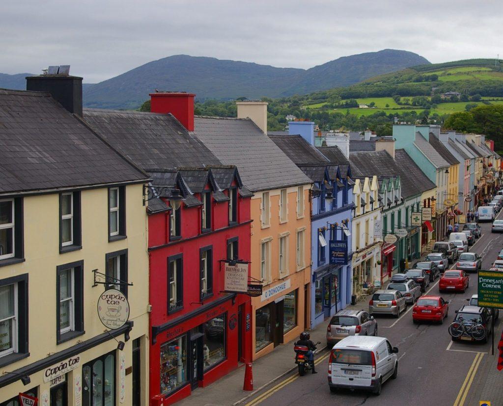 Mögliche Route für Backpackers- Kilkenny