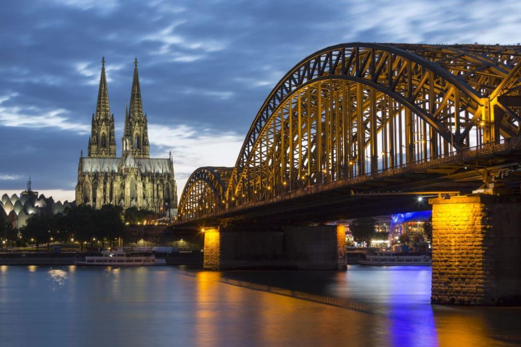 Urlaub in deutschen Städten, Köln