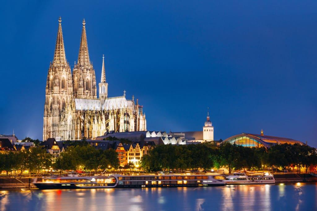 Köln-die viertgrößte Stadt Deutschlands