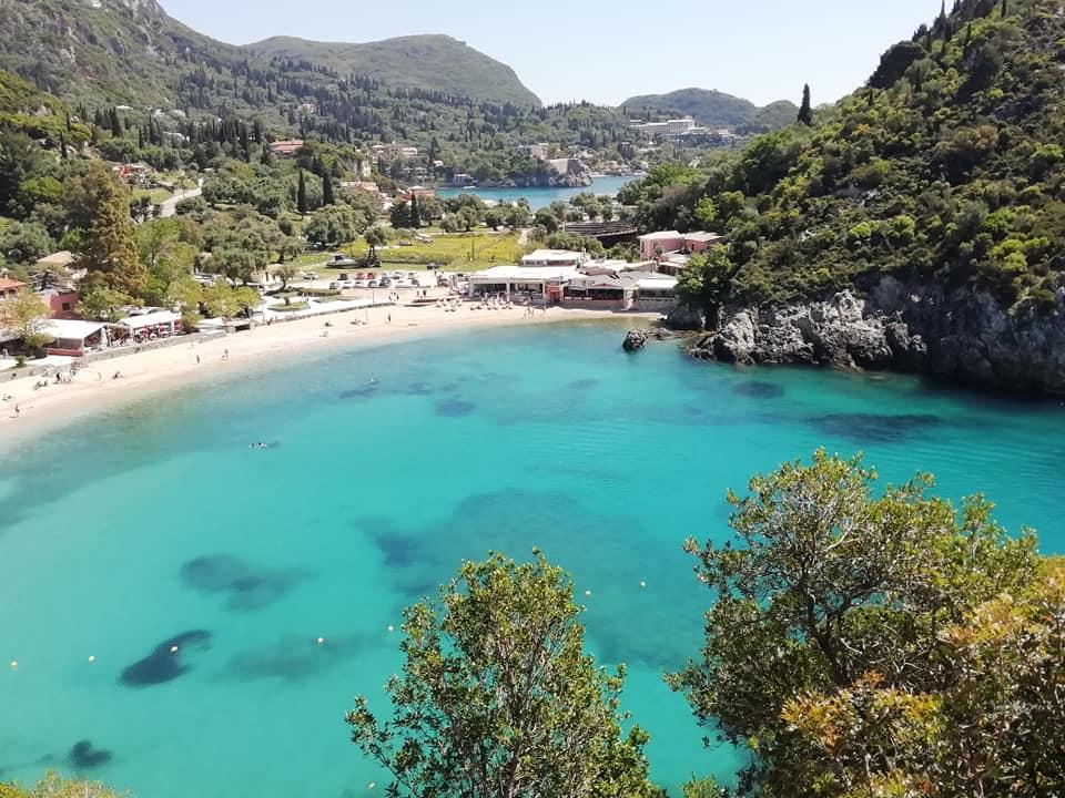 Korfu Insel, Griechenland
