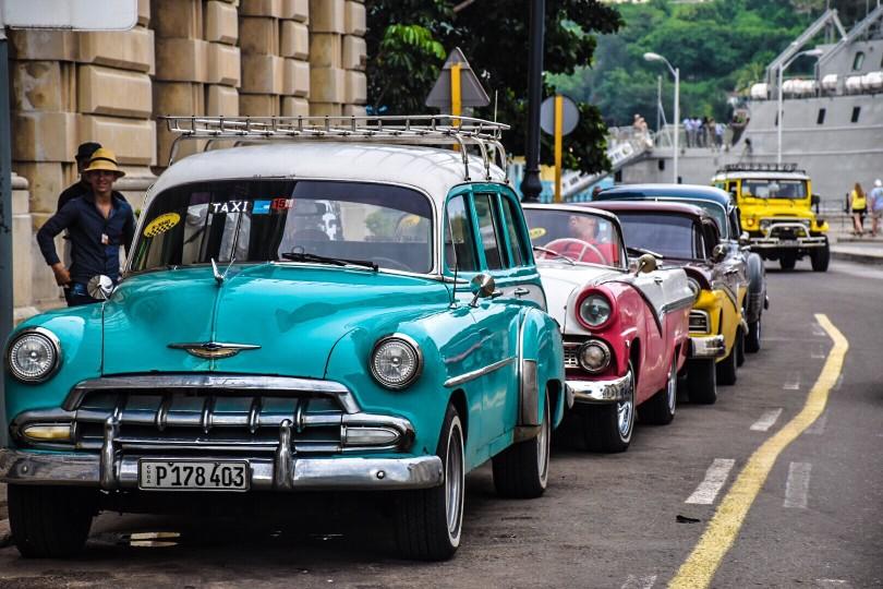 Transport in Kuba