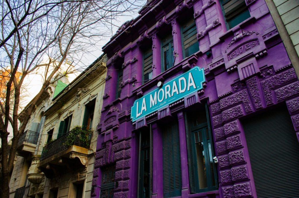La Morada Hostel Übernachtung für Backpackers