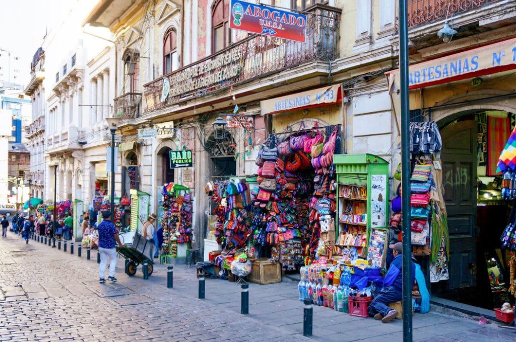 Geld und Tagesbudget in Bolivien