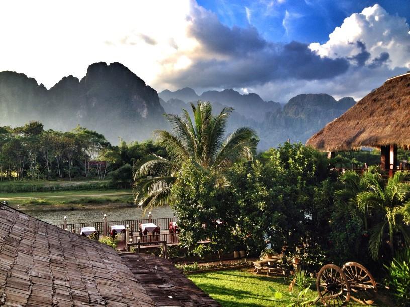 Übernachtung_Laos
