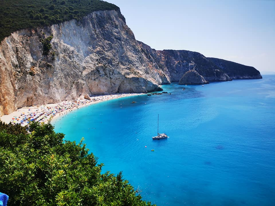 Lefkada, Griechenland, Insel Griechenland