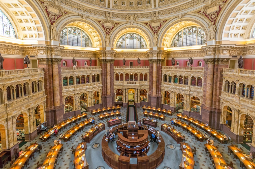 Library of Congress_Washington