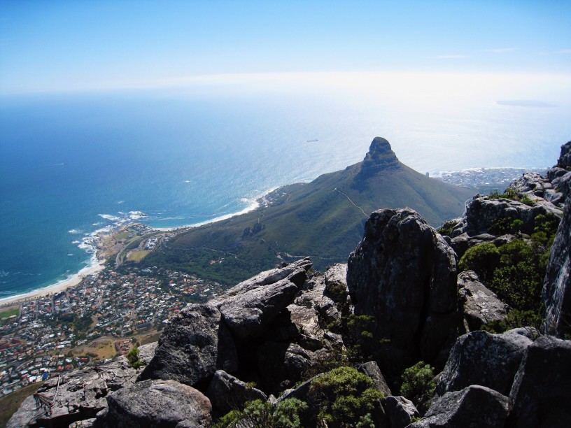 Lion's Head Südafrika