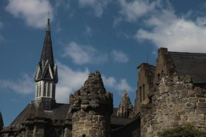 Löwenburg Turm