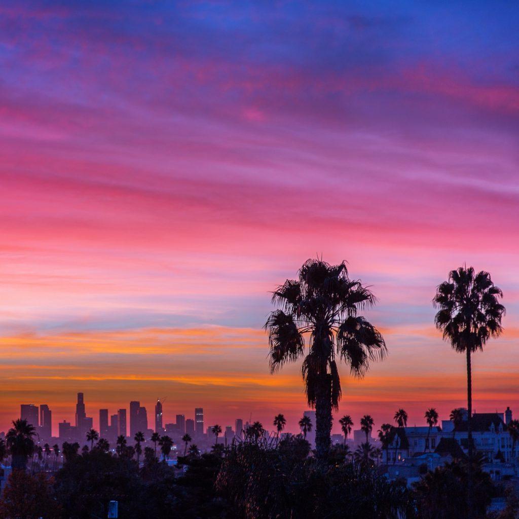 Backpacking in Amerika, Los Angeles