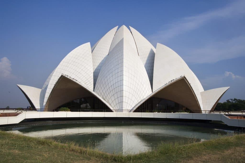 Indien_Lotus_tempel