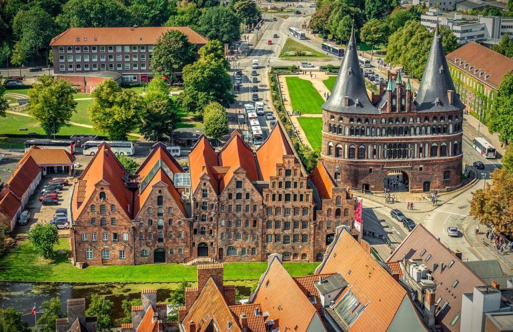 Lübeck, Norddeutschland