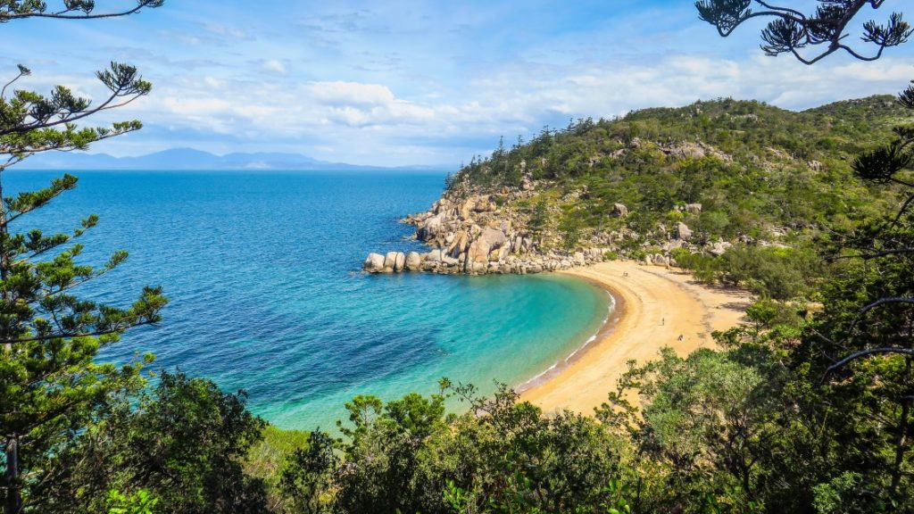 Magnetic Island in Australien