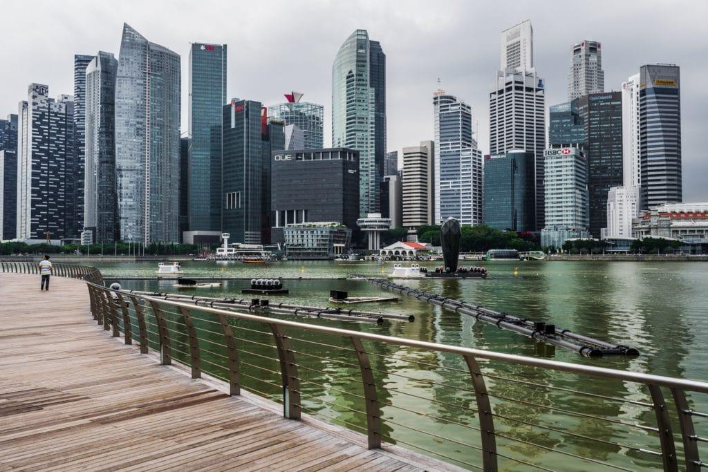 Singapur_Marina Bay