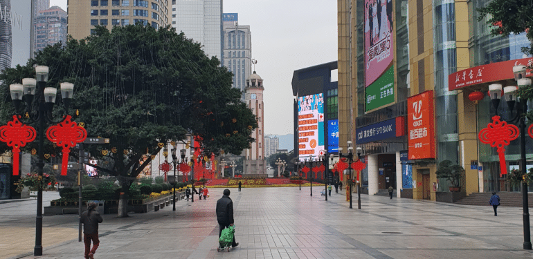 21 Tage in Corona-Quarantäne: Ein Erfahrungsbericht aus China