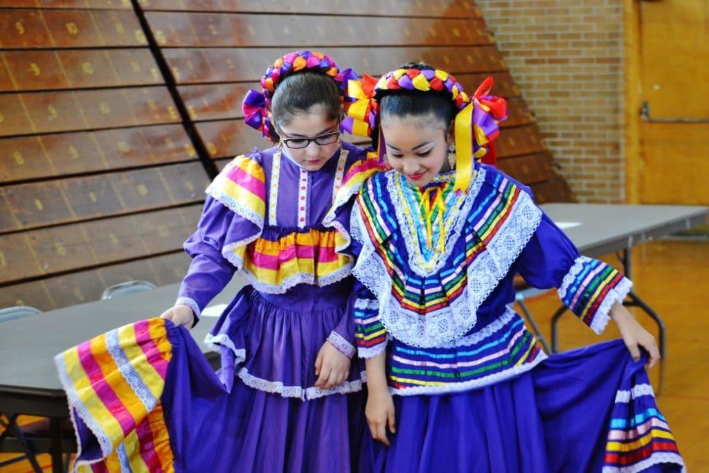 Die Sprache in Mexiko