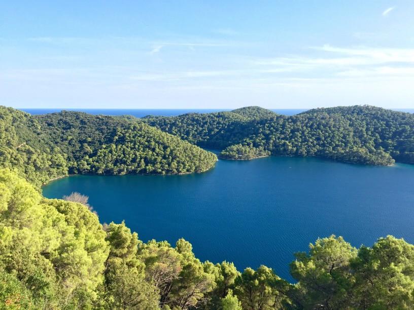Kroatische Insel Mljet