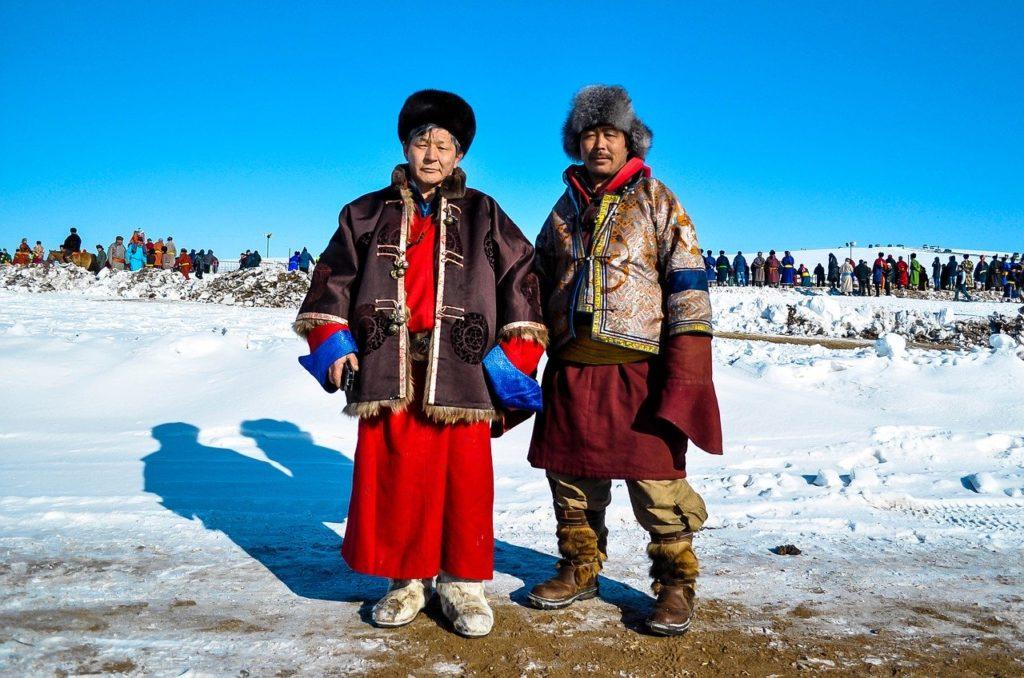 Sprache_Mongolei