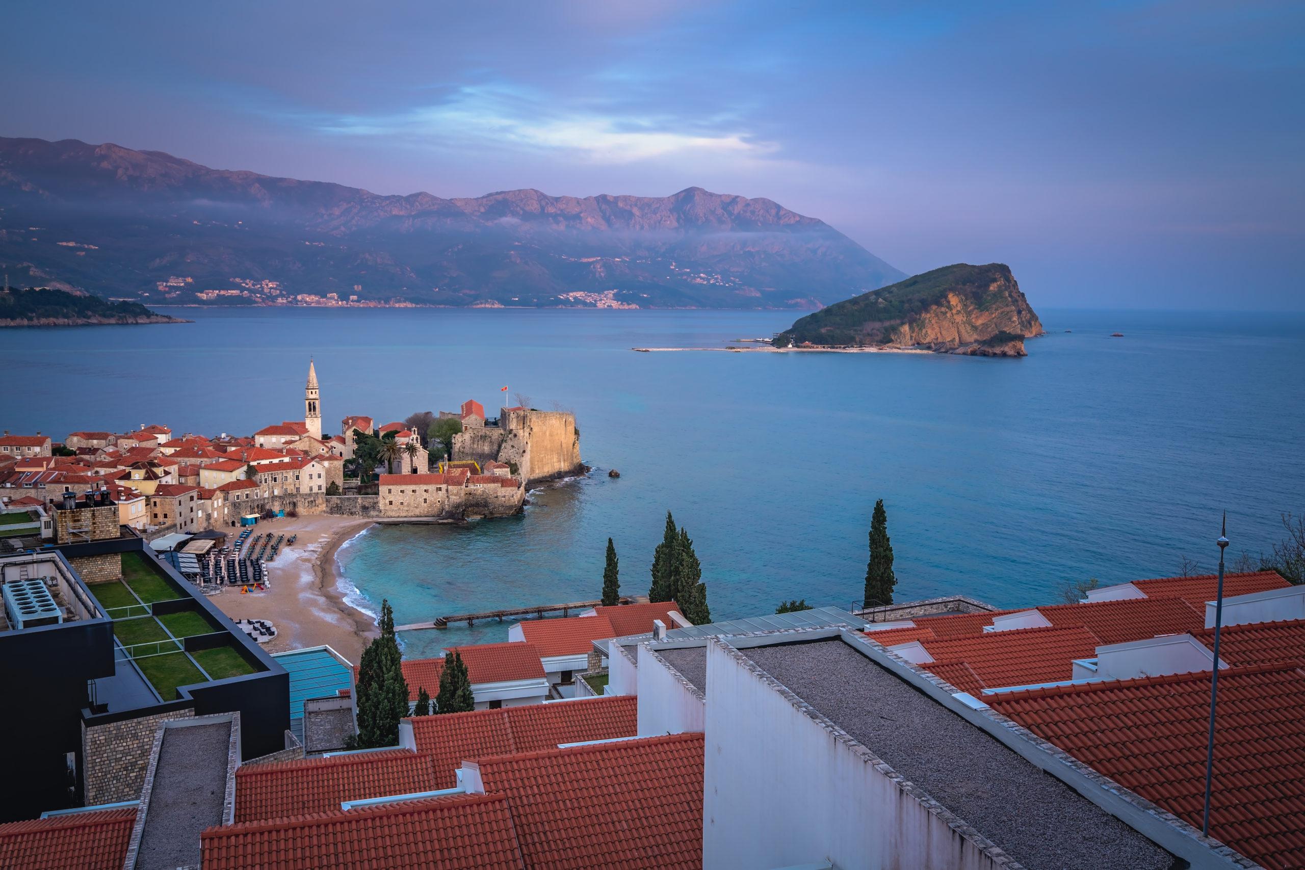 Montenegro Strände