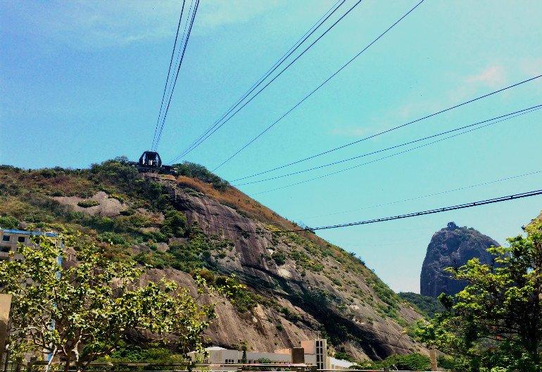 Morro da Urca  der Zuckerhut