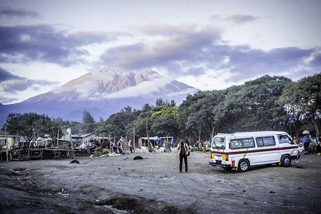 Mount Meru, Tasmania