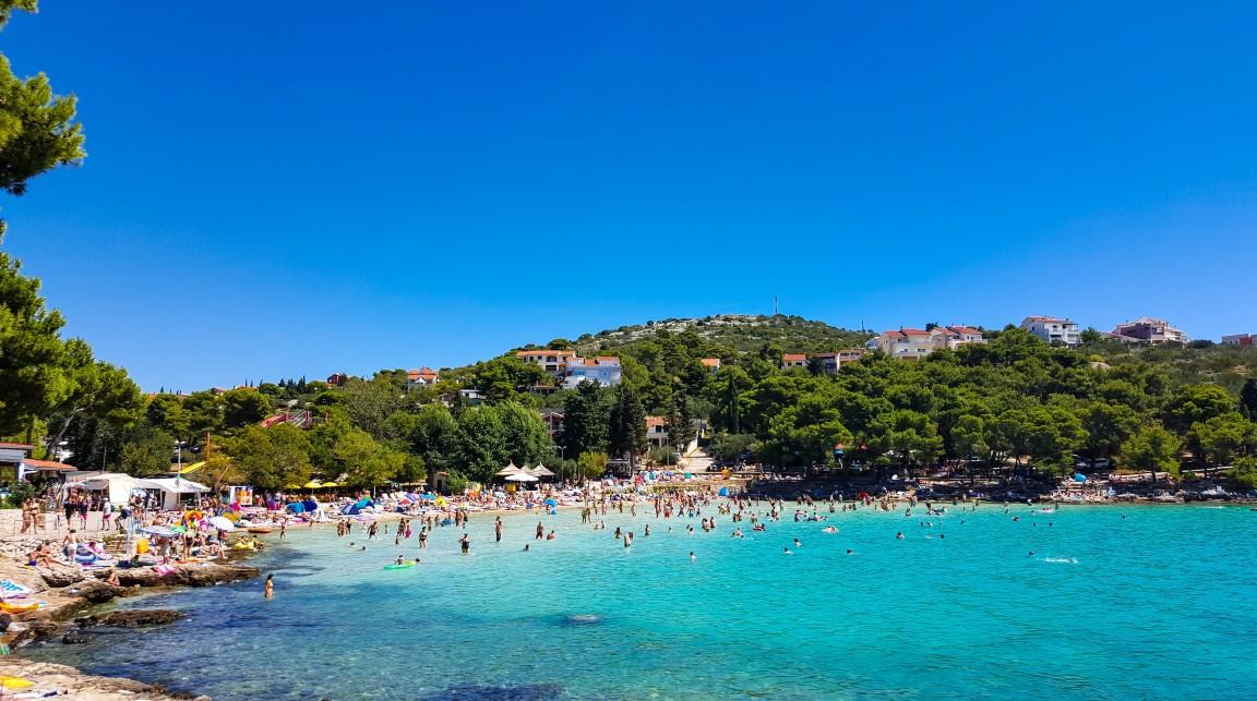 Kroatische Insel Murter