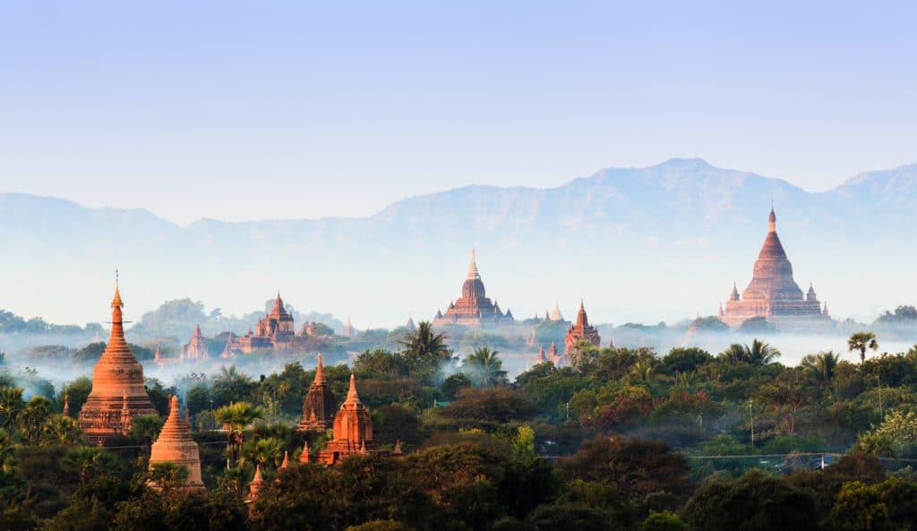 Myanmar – ein bezauberndes Land