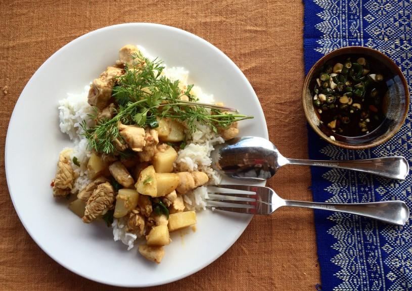 Typische Küche_Myanmar