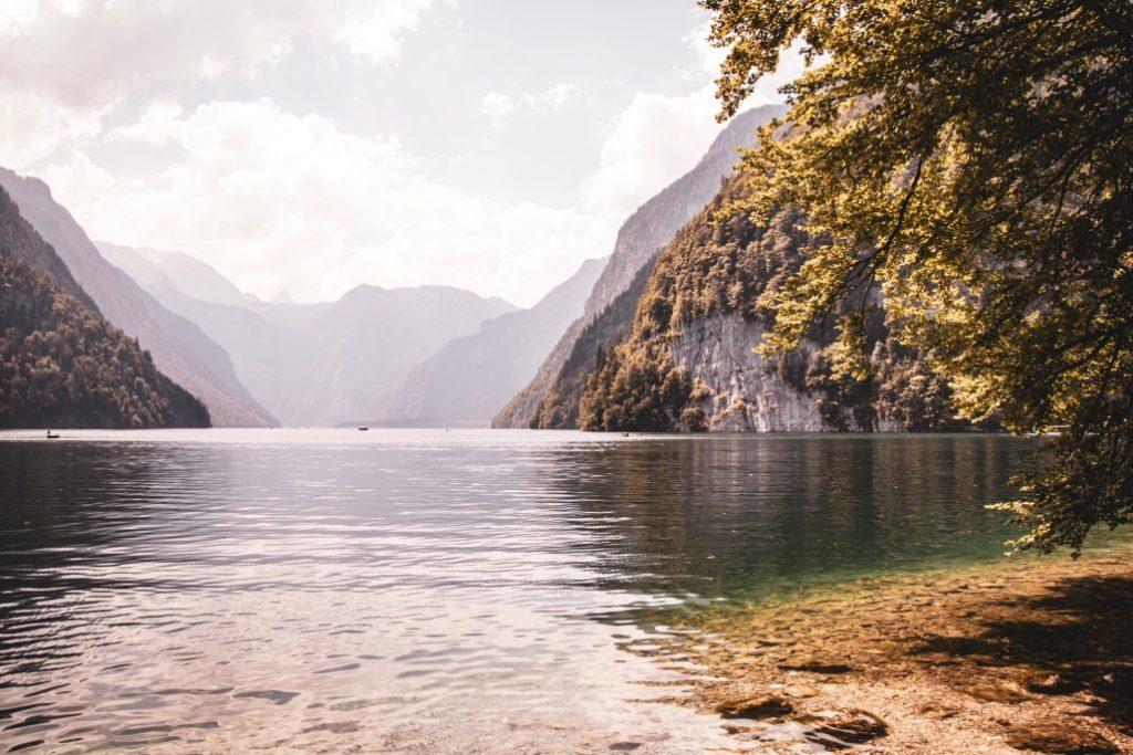 National Park in Deutschland, Urlaub