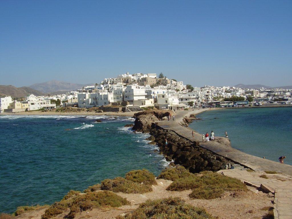 Naxos, Grichenland