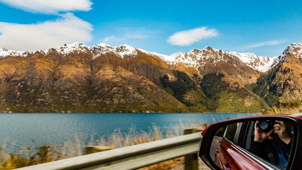 Transport innerhalb Neuseeland