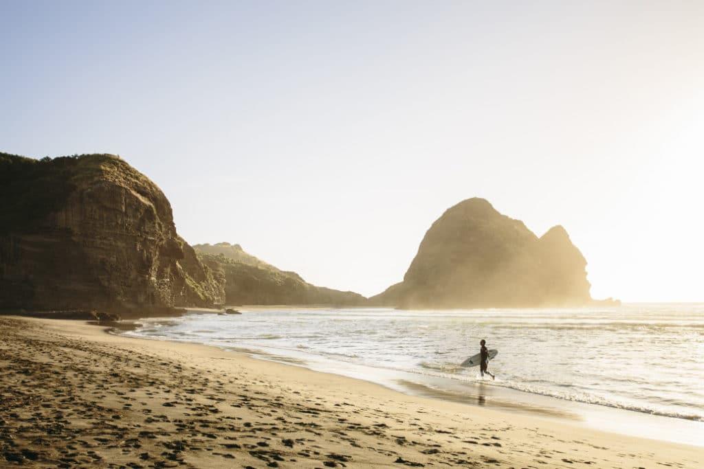 Beste Reisezeit für Backpackers in Neuseeland